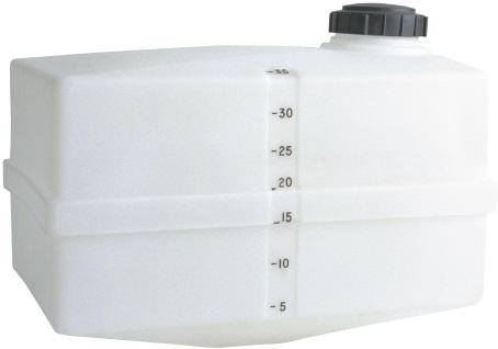 35 Gallon Total Drain RectangleTank