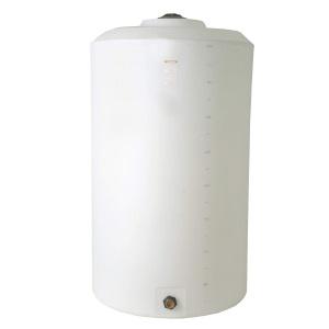 500 Gallon Ace Roto Mold Vertical Plastic Storage Tank