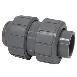 Asahi Ball Check True Union 1/2 CPVC EPDM Socket/Thread Combo
