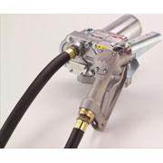 12-volt 15 GPM (gallon per minute) Fuel Transfer Pump – Manual Nozzle