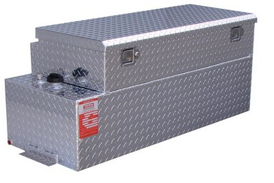 42 gal aux tank toolbox combo