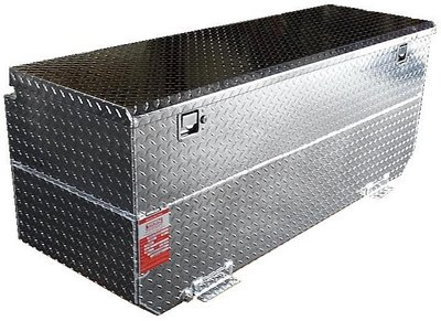 DOT 65 gallon refueling tank and toolbox combo with FUELSAFE