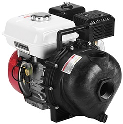 "5.5 HP GAS POWERED PUMP - 2"" INLET/OUTLET"