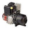 "11 HP GAS POWERED PUMP - 3"" INLET/OUTLET"
