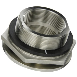 Banjo 3 Quot Stainless Steel Bulkhead Fitting Tf300ss