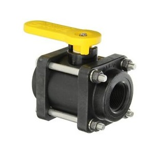"1"" Bolted Ball Valve"