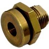 "1/4"" Brass Bulkhead Fitting (Includes Viton O-Ring)"