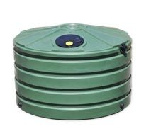 660 Gallon Rainwater Harvesting Tank