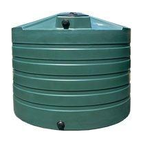 1320 Gallon Bushman Plastic Water Storage Tank