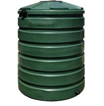 420 Gallon Bushman Plastic Water Storage Tank