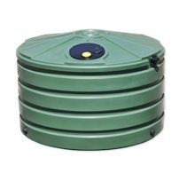 660 Gallon Bushman Plastic Water Storage Tank