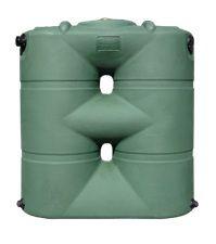 265 Gallon Bushman Slimline Water Storage Tank (4 Colors)