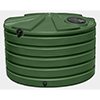 1110 Gallon Rainwater Harvesting Tank (4 Colors)