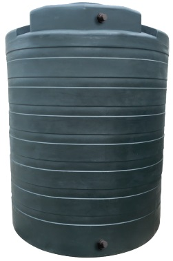 4050 Gallon Bushman Plastic Water Storage Tank
