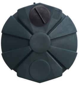4050 Gallon Bushman Plastic Water Storage Tank