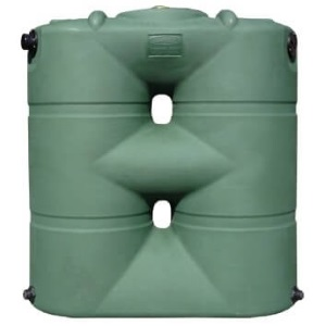 265 Gallon Rainwater Harvesting Tank