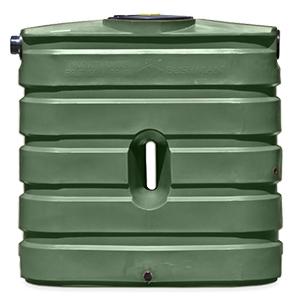130 Gallon Slimline Rainwater Tank BSLT 130