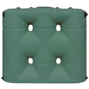 530 Gallon Bushman Slimline Water Storage Tank (3 Colors)