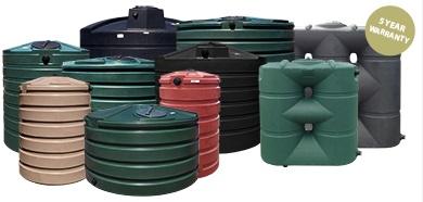 Bushman Water Storage Tanks