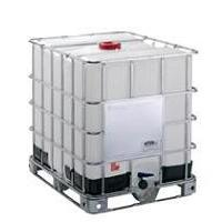 Caged Water Tanks - Rebottled Totes