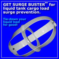 Surge Busters Surge Control Baffles
