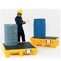 Standard Spill Containment Pallets