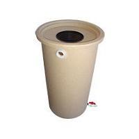 Desert Plastics Villa Series Rain Barrels