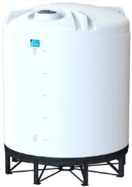 6000 Gallon 15 Degree Cone Bottom Tank