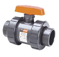 "4"" PVC True Union Ball Valve"