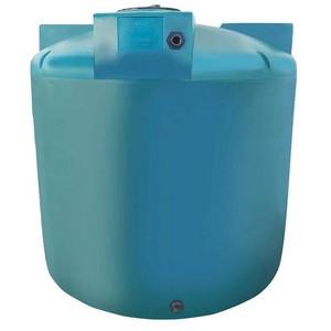 1150 Gallon Vertical Water Tank Green