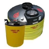 Oil-Tainer Double Wall Waste Oil Tanks