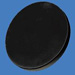 Black Polyethylene (PE) Cover for 55 Gallon Brine Tank