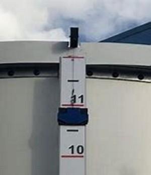Climate LLC 97.2in. SeeLevel Blue™ Tank Level Gauge