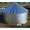 24555 Gallon 30 Deg Roof Steel Rainwater Tank