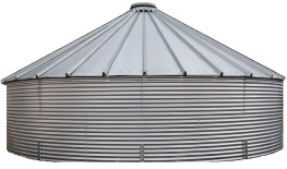 Steel Rainwater Harvesting Tanks