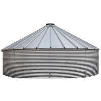 Steel Rainwater Harvesting Tanks