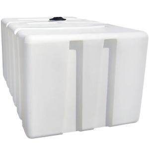 1050 Gallon Plastic Loaf Tank