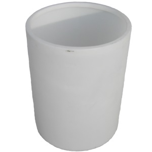 100 Gallon PE Open Top Cylindrical Tank