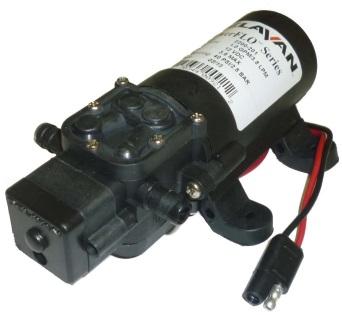 Delavan Pump - 4 Gal. 60 PSI Pump