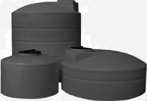 1200 Gallon Plastic Water Storage Tank