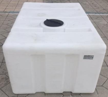 300 Gallon Loaf Storage Plastic Tank
