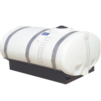 Elliptical Cradle Water Tanks