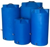 45-250 Gal. Tanks Suitable for Water Storage