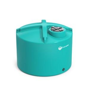 1000 Gallon Enduraplas Flat Bottom Storage Tank
