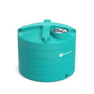 1350 Gallon Enduraplas Flat Bottom Storage Tank