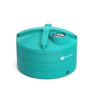 2020 Gallon Enduraplas Flat Bottom Storage Tank