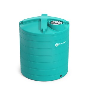 2100 Gallon Enduraplas Flat Bottom Storage Tank