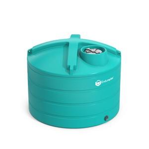 2520 Gallon Enduraplas Flat Bottom Storage Tank