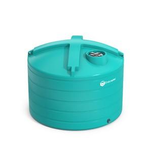 6011 Gallon Enduraplas Flat Bottom Storage Tank
