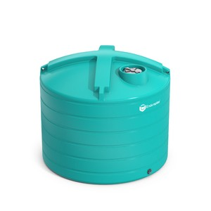 7011 Gallon Enduraplas Flat Bottom Storage Tank